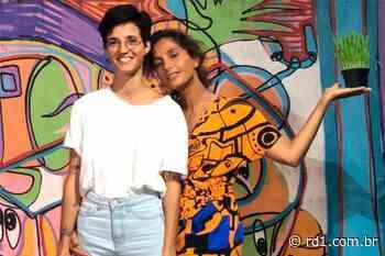 Camila Pitanga se muda com a namorada para São Paulo e fala sobre relação - RD1 - Terra