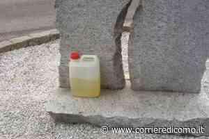 Grave atto vandalico a Turate: danneggiato il Monumento dedicato alle vittime delle Foibe - Corriere di Como