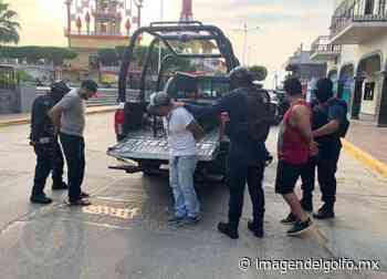 Guardia Nacional detiene tres hombres armados en Sayula - Imagen del Golfo