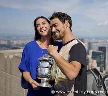 """"""" I'm Trying To Get Flavia Back"""" – Fabio Fognini Talks About Pennetta's Comeback - Essentially Sports"""