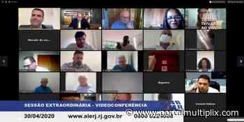 Sumidouro e Bom Jardim decretam estado de calamidade pública reconhecido pela Alerj - Portal Multiplix