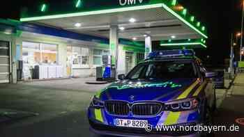 Großfahndung: Unbekannter überfällt Tankstelle bei Bamberg - Nordbayern.de
