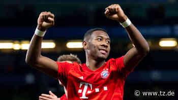 FC Bayern: David Alaba kurz vor Verlängerung? Präsident Hainer wird deutlich | FC Bayern - tz.de