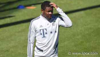 FC Bayern München: Chelsea angeblich an Verpflichtung von David Alaba interessiert - SPOX