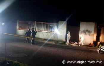 Matan a joven en #Ocoyoacac - DigitalMex