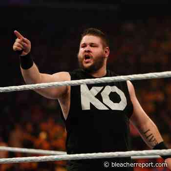 Riddle on Backstage Rumors; Kevin Owens Injury; Karl Anderson Rips WWE Videos - Bleacher Report
