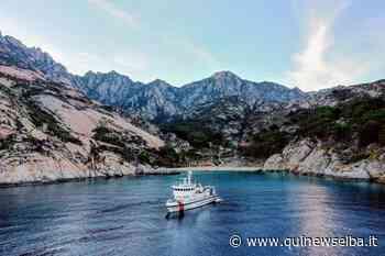 Nave viola le acque protette di Montecristo - Qui News Elba