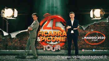 Annullato lo spettacolo di Ficarra e Picone al Palais Saint-Vincent - Valledaostaglocal.it