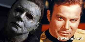 Halloween: Watch a William Shatner Mask Get Turned Into Michael Myers by Original Prop Designer - ComicBook.com