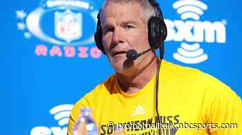 Audit: Brett Favre was paid $1.1 million in Mississippi welfare funds for no-shows