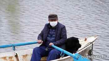 """Ren Jianguo: """"Schutzherr"""" der Wasservögel am Songhua-Fluss - Radio China International"""