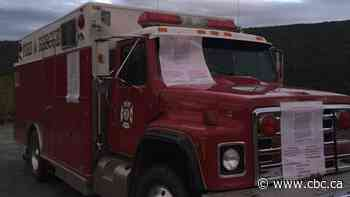 Baie Verte fire chief pleads with province for new rescue truck - CBC.ca