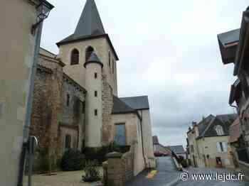 Une nouvelle association pour veiller sur l'église Saint-Aré de Decize - Le Journal du Centre