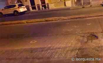 Balearon una casa en Santos Degollado; reportan un herido - La Orquesta
