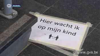 Kinderen die thuis niet meer terecht kunnen, zijn zelfs welkom in de sporthal - Gazet van Antwerpen