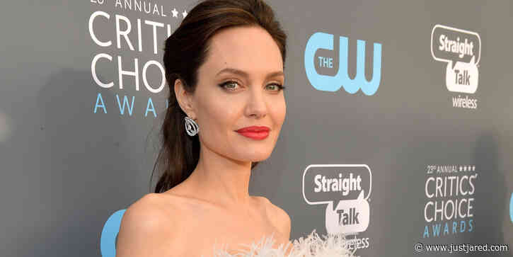 Angelina Jolie Pens Letter To Congress Urging To Increase SNAP Benefits