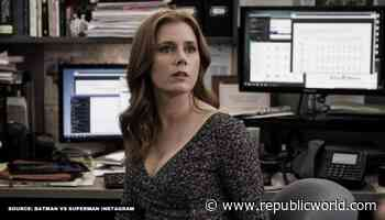 Amy Adams feels DC Comics might be moving in different direction from Superman - Republic World - Republic World