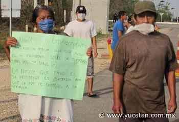 Muna se suma a la lista de contagiados por Covid-19 - El Diario de Yucatán