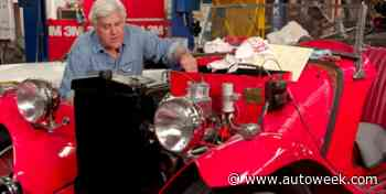 Jay Leno Takes You on a Guided Tour of his Shop and Shows off His Projects in His Latest Restoration Blog - Autoweek