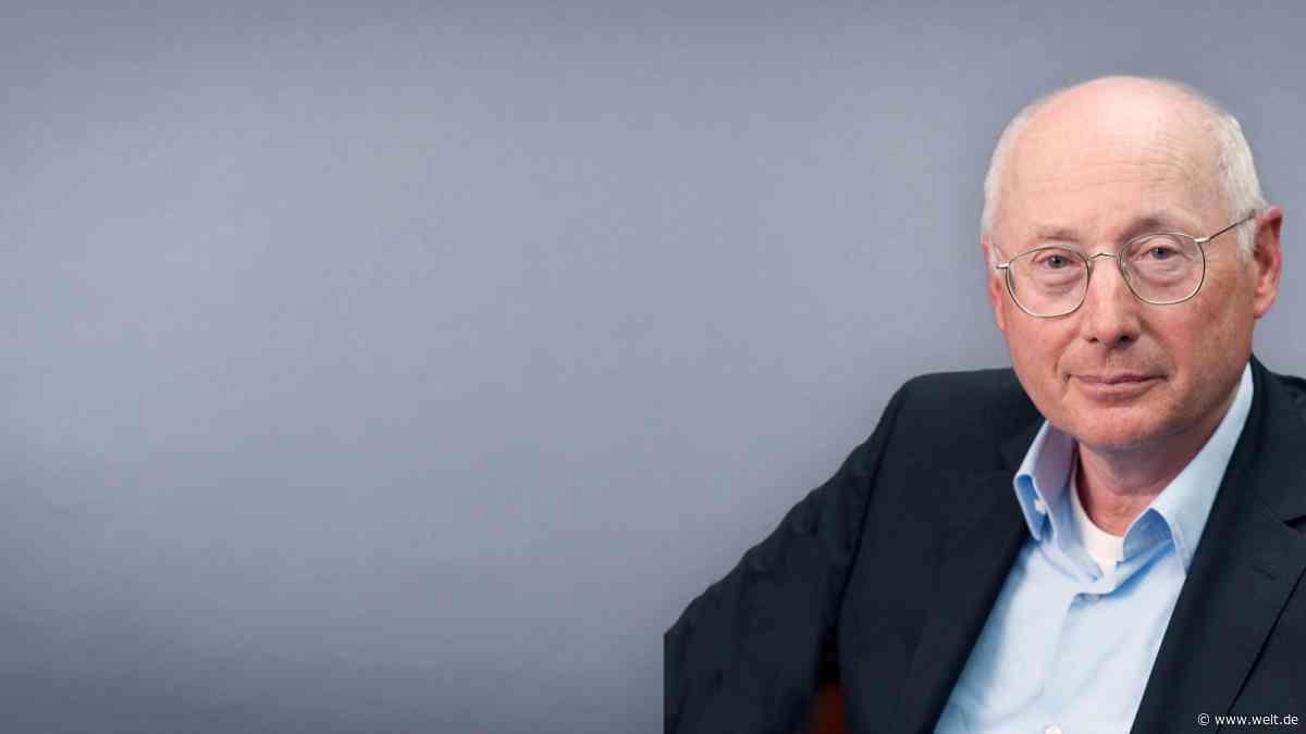 Stefan Aust: Es ist Zeit, den Resetknopf zu drücken - DIE WELT