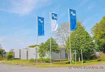 Firma Teka zieht mit rund 120 Mitarbeitern von Velen nach Coesfeld um: Vom Otterkamp kommen bald Absauganlagen - Allgemeine Zeitung