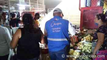 Visita COFEPRIS el mercado de Arriaga - NVI Noticias