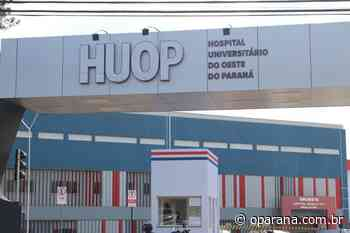 HUOP recebe mais uma paciente com covid-19 de Assis Chateaubriand - O Paraná