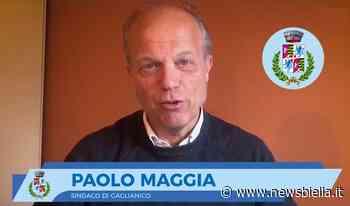 """Fase 2 a Gaglianico, Maggia apre giardini e cimitero: """"Rispettiamo distanze e usiamo mascherine"""" - newsbiella.it"""