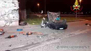 Scontro tra due auto a Montebello Vicentino, muore 51enne di Cologna - Verona Sera