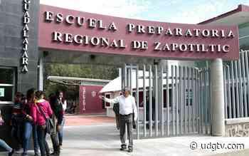 Director de la Prepa de Zapotiltic se solidariza con el director de la Preparatoria de Chapala - UDG TV