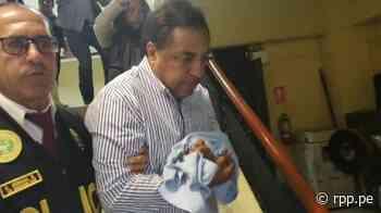 Piden arresto domiciliario para Willy Serrato por dar positivo a la COVID-19 - RPP