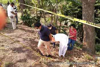 Hallan presuntamente asesinado a un hombre en Catemaco - Diario Eyipantla