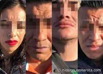 Detienen a otros cuatro en Atitalaquia por portación ilegal de arma de fuego - La Silla Rota