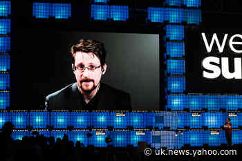 Coronavirus: Whistleblower Edward Snowden warns governments are building tools of 'oppression' - Yahoo News UK