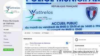précédent La police municipale de Wattrelos ouvre une page Facebook - La Voix du Nord