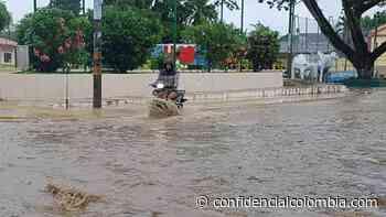 Fuertes lluvias causan inundación en Unguía, Chocó - Confidencial Colombia