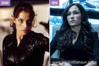 The Capture viewers shocked as Famke Janssen, 54, 'looks unrecognisable' in BBC show - The Scottish Sun