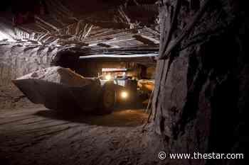 Mosaic Company laying off more staff at Colonsay, Sask., potash mine - Toronto Star