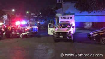 Dejan a hombre descuartizado en Emiliano Zapata - 24 Morelos