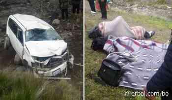 Mueren tres profesores en accidente de tránsito en Colquiri - Red Erbol