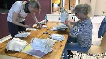 précédent À Estaires, une fabrique éphémère et des volontaires pour confectionner plus de 6 000 masques - La Voix du Nord