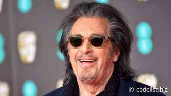 """From """"The godfather"""" to """"The Irishman"""" with Al Pacino 80 is - Code List"""