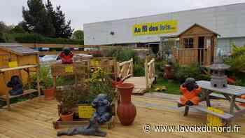 Discount jardin et matériaux à Wattrelos : Au fil des lots - La Voix du Nord