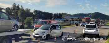 Incidente a Treviolo, lunghe code Segui le nostre news in tempo reale - Cronaca, Bergamo - L'Eco di Bergamo