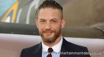 Tom Hardy set 'to narrate Colonel Tom Moore's documentary' - Entertainment Daily