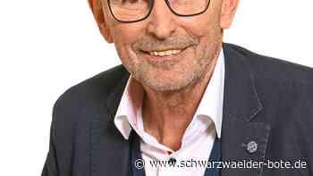 Hausen am Tann: Plettenberg und Corona: Umwelt und Gesundheit nicht zu trennen - Hausen am Tann - Schwarzwälder Bote