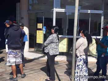 Centenas de pessoas se aglomeram em filas de bancos em Ourinhos - Jornal Contratempo