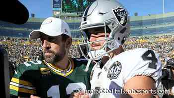 Where could Aaron Rodgers play in 2021, if not Green Bay?