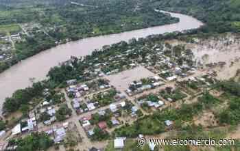 300 familias del cantón Yantzaza entre las afectadas por las constantes lluvias en Zamora Chinchipe - El Comercio (Ecuador)