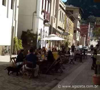 Turistas aparecem em Santa Teresa, no ES, e moradores reclamam - A Gazeta ES